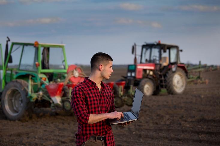 Сельское хозяйство по-умному