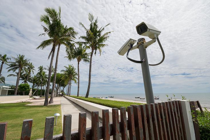 В России предлагается оснастить камерами пляжи и причалы